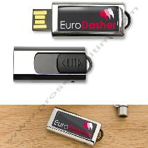 Metal Gövdeli Usb Bellek/Flash Disk